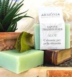 Sapone Aloe Armonia-essenza-del-benessere