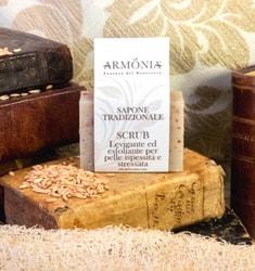 Sapone Scrub Armonia-essenza-del-benessere