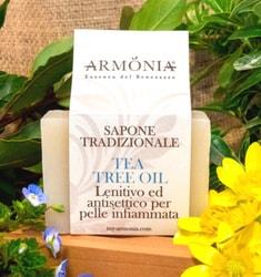 Sapone Tea Tree Oil Armonia-essenza-del-benessere