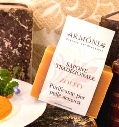 Sapone Zolfo Armonia-essenza-del-benessere