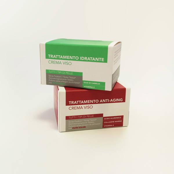 trattamento idratante + anti-aging